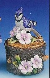 BOX377-Blue-jay-bird-trinket-box-favor-resin-garden-themepainted.JPG (12974 bytes)