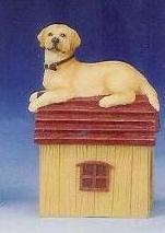 Box332-Labrador-dog-lid-box-favor-dog-house-resin-box.JPG (6514 bytes)