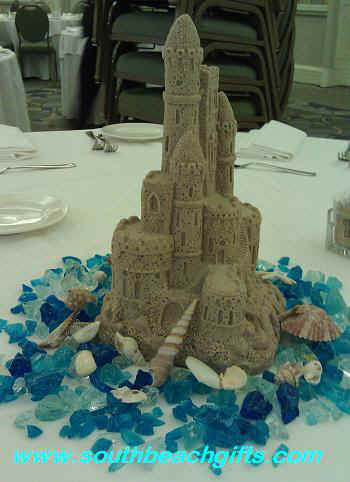 BeachWedding-sandcastle-centerpiece-beachpartyluau11inch.JPG (32769 bytes)