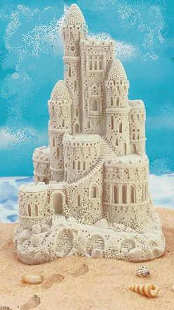 Sand Castle Centerpieces Floral Centerpieces Cake