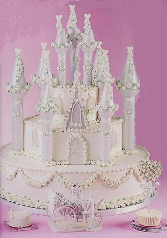 wedding-cake-castle_Center_piece_Princess_theme.JPG (26164 bytes)