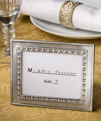 Favor Frames,frame, wedding photo placecard frame, Birthday photo ...