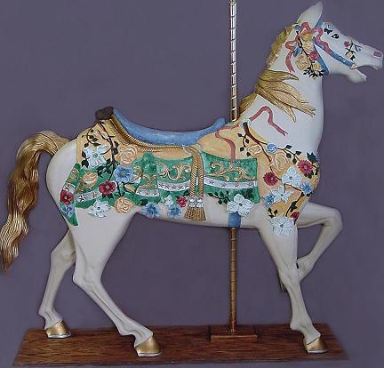 Kids Carousel Horse Costume