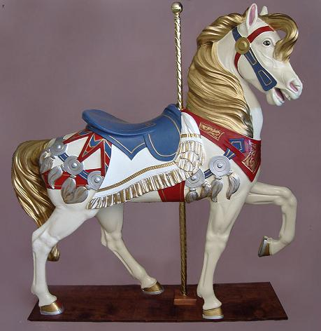 Classic_Carousel_horses_Collection_Stander-USA.JPG (34341 bytes)