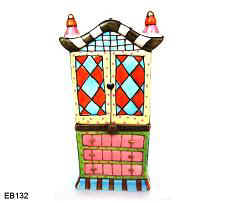 Favors Treasure Box Keepsake Trinket Boxes Faux Limoge